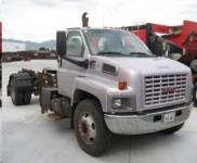 2004 GMC c7500 Hook Truck